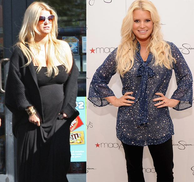 The big hollywood weight loss miracles articlesvally jessica simpson publicscrutiny Images