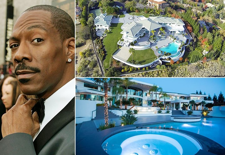 Jaw Dropping Celebrity Houses Even Financial Advisors Are Astonished
