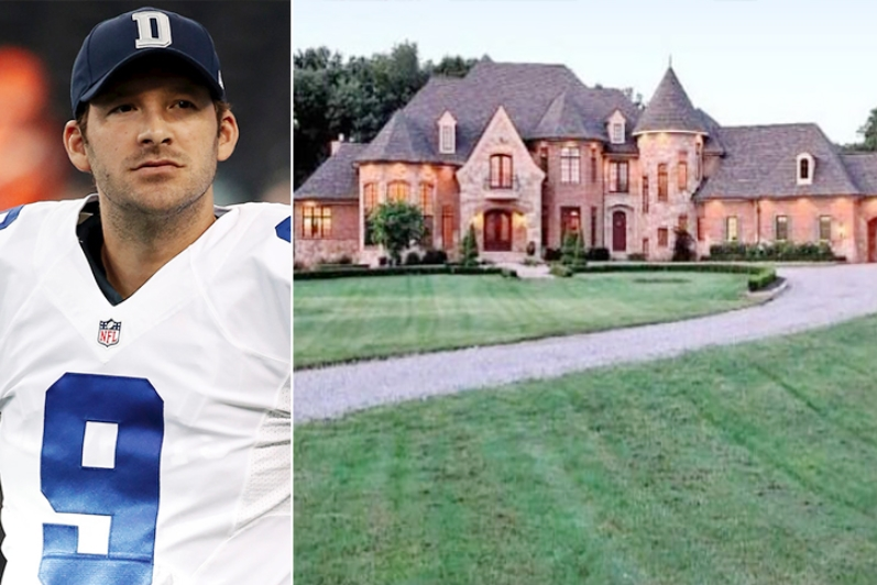 Tony Romo – Dallas Estimated 9 Million