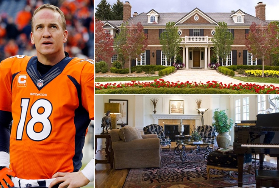 Peyton Manning – Denver Estimated 4.5 Million