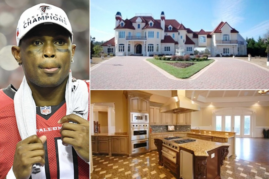 Julio Jones – Atlanta Estimated 1.2 Million