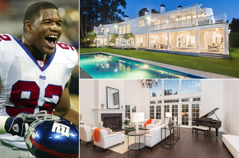 Michael Strahan – Los Angeles Estimated 17 Million